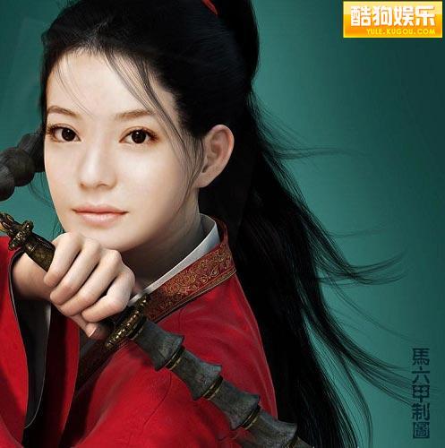 亚洲电影大奖将PK周迅 赵薇确认出演花木兰