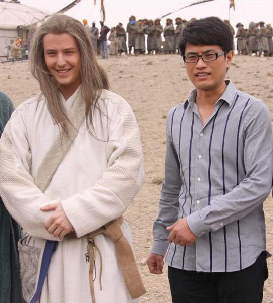 维塔斯 花木兰 扮相像杨过 对白全用中文
