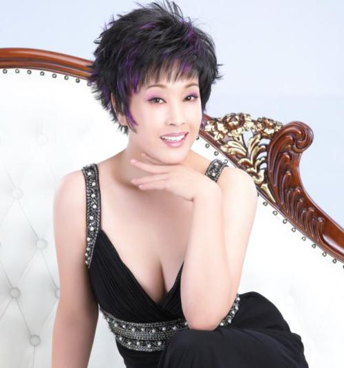 刘晓庆照片被非法用于广告