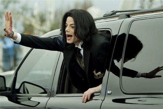 高清大图:迈克尔-杰克逊经典瞬间