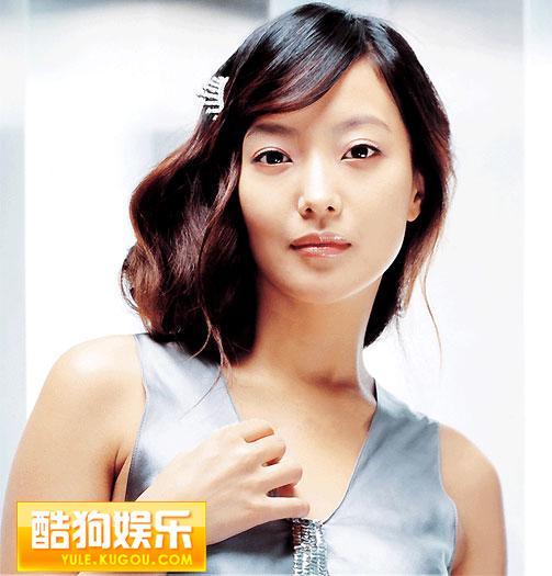 韩国美女影星金喜善将来兰州宝黛作客
