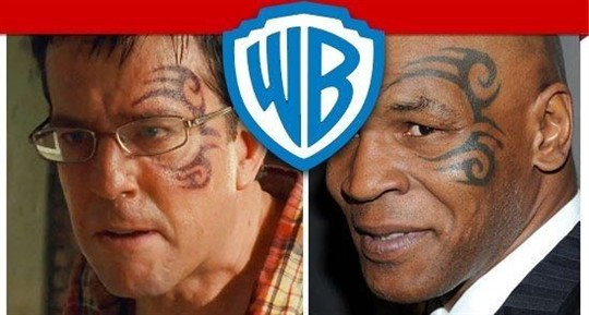 纹身最早是由维克多·威特米尔在拳王泰森脸上图片