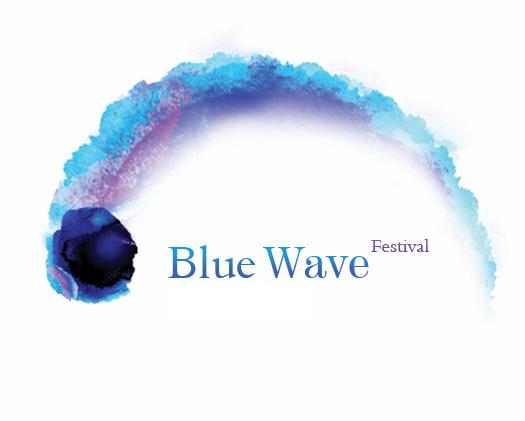 音乐节logo; 沙雕音乐海浪三重奏 舟山朱家尖上演沙滩音乐嘉年华