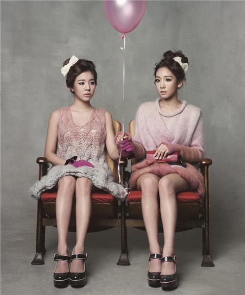 少女时代成员登时尚杂志