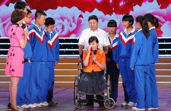 全中国人民心弦的最美女教师——张丽莉