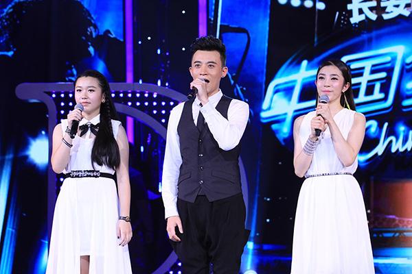 """《中国梦之声》42强惊艳诞生 """"组合之夜""""再攀收视高峰"""