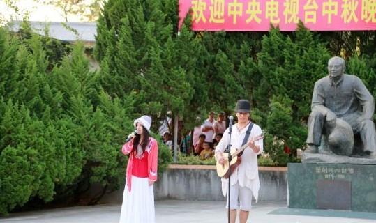 李玉刚安与骑兵将再度同台 震撼亮相2013央视中秋晚会
