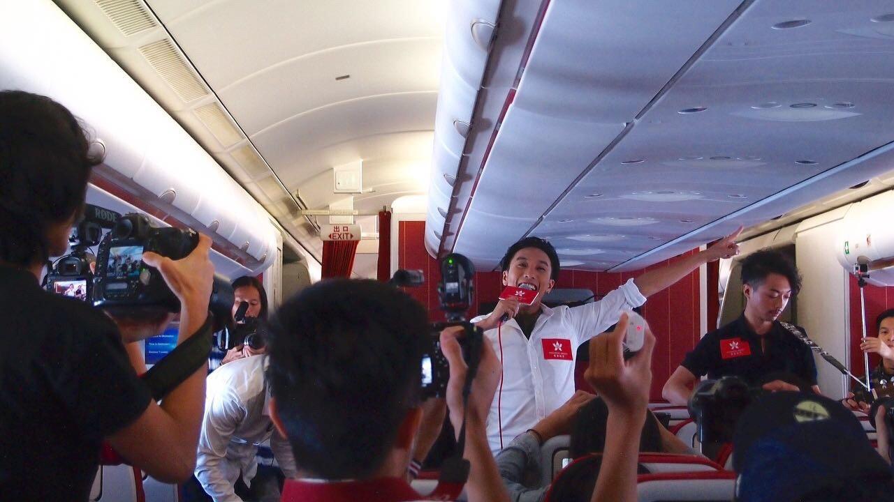 陈乐基喜事成双 携杀手锏乐队飞机上全亚洲首发空中音乐会